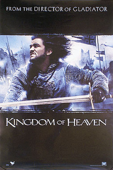 KINGDOM OF HEAVEN (Single Sided Advance Reprint) REPRINT POSTER