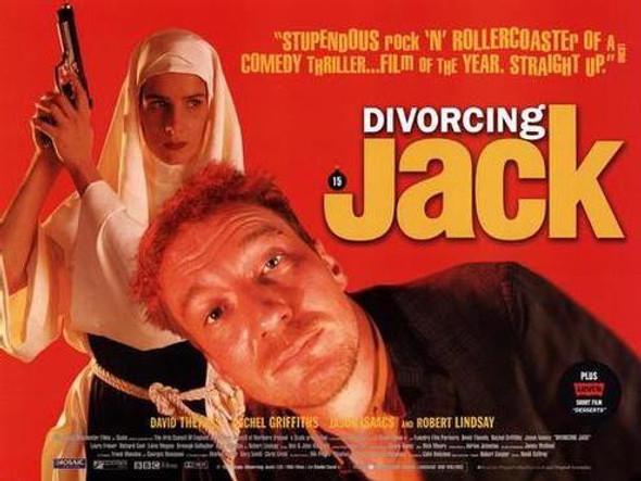 DIVORCING JACK ORIGINAL CINEMA POSTER