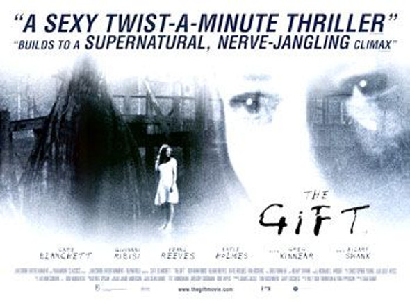 THE GIFT (DOUBLE SIDED) ORIGINAL CINEMA POSTER