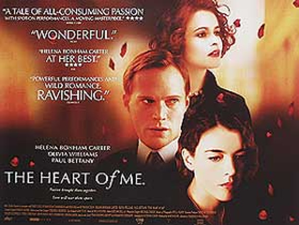 THE HEART OF ME (Double Sided) ORIGINAL CINEMA POSTER