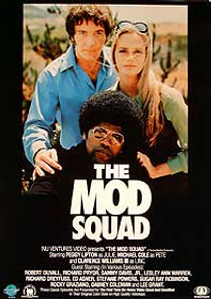 THE MOD SQUAD (Single Sided) ORIGINAL CINEMA POSTER