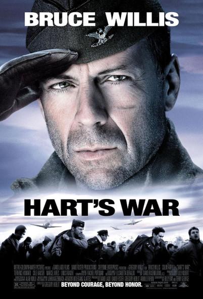Hart's War Original US One Sheet Movie Poster