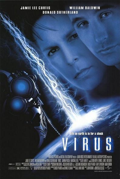 VIRUS (Regular) ORIGINAL CINEMA POSTER