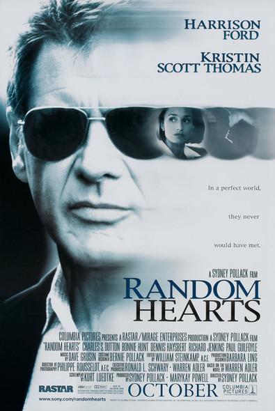 RANDOM HEARTS ORIGINAL CINEMA POSTER
