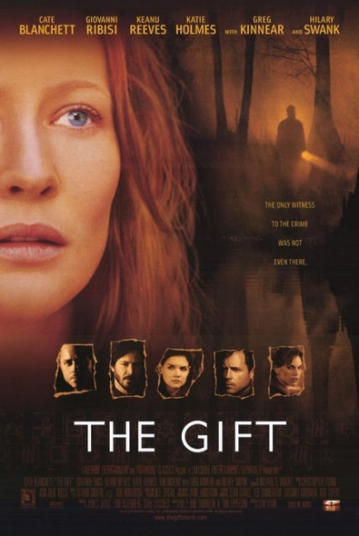 THE GIFT (International) ORIGINAL CINEMA POSTER