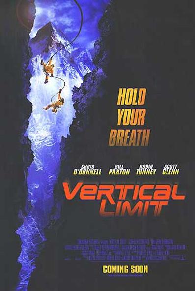 VERTICAL LIMIT (Advance) ORIGINAL CINEMA POSTER