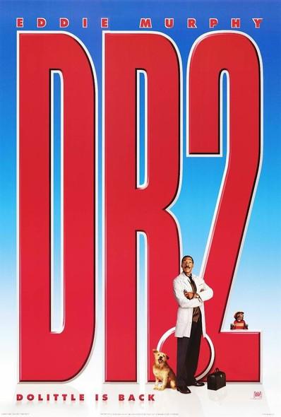 DR DOLITTLE 2 ORIGINAL CINEMA POSTER