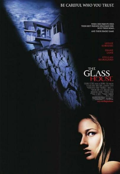 THE GLASS HOUSE ORIGINAL CINEMA POSTER