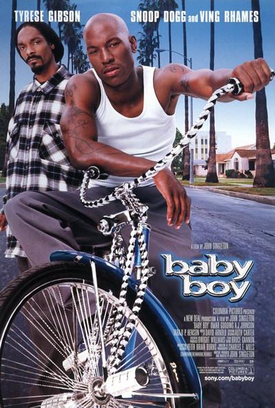BABY BOY ORIGINAL CINEMA POSTER