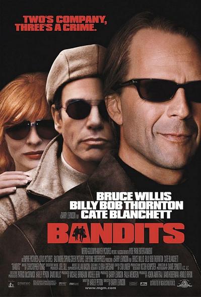 BANDITS ORIGINAL CINEMA POSTER