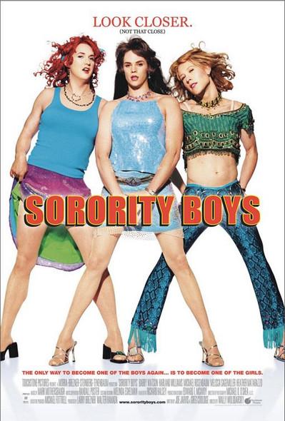 SORORITY BOYS ORIGINAL CINEMA POSTER