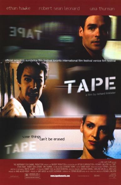 TAPE (SINGLE SIDED) ORIGINAL CINEMA POSTER