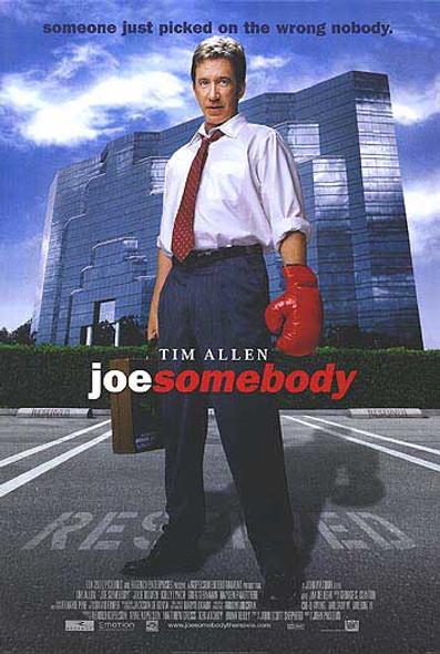 JOE SOMEBODY ORIGINAL CINEMA POSTER