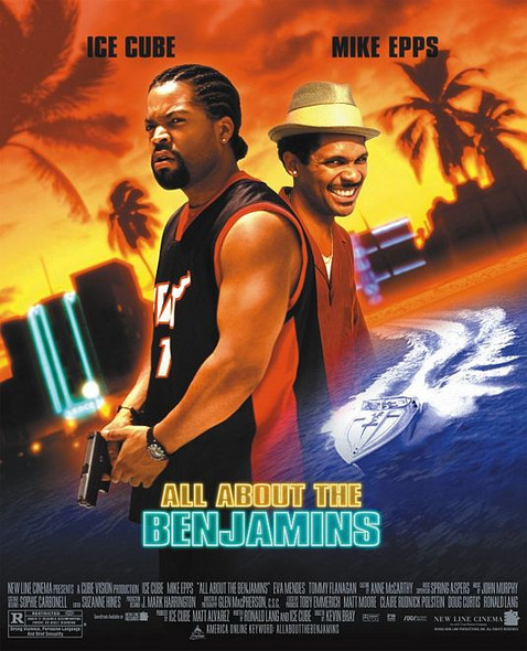 ALL ABOUT THE BENJAMINS (Advance) ORIGINAL CINEMA POSTER
