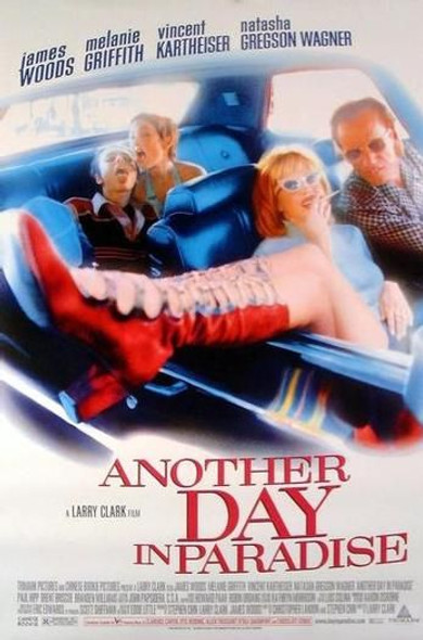 ANOTHER DAY IN PARADISE (Double Sided Regular) ORIGINAL CINEMA POSTER