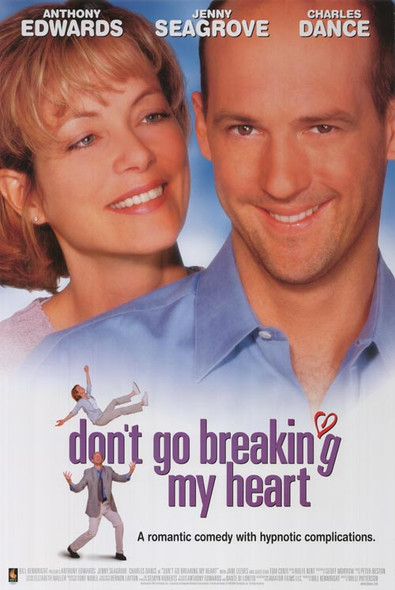 DON'T GO BREAKING MY HEART (Single Sided Regular) ORIGINAL CINEMA POSTER