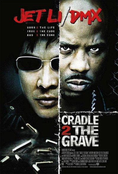 CRADLE 2 THE GRAVE (Double Sided Regular) ORIGINAL CINEMA POSTER