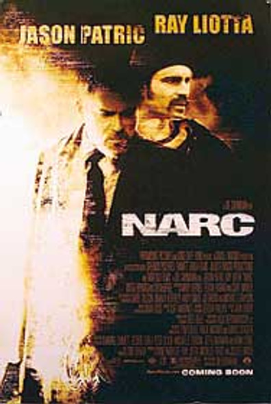 NARC (Double Sided Regular) ORIGINAL CINEMA POSTER
