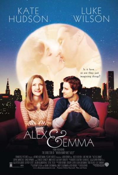 ALEX AND EMMA (Double Sided Regular) ORIGINAL CINEMA POSTER