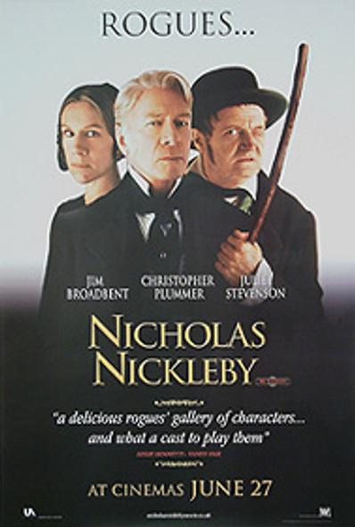 NICHOLAS NICKLEBY (Rogues) (SINGLE SIDED) ORIGINAL CINEMA POSTER