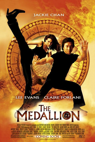 THE MEDALLION (Single Sided Regular) ORIGINAL CINEMA POSTER