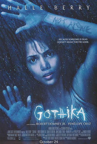 GOTHIKA (Double Sided Regular) ORIGINAL CINEMA POSTER