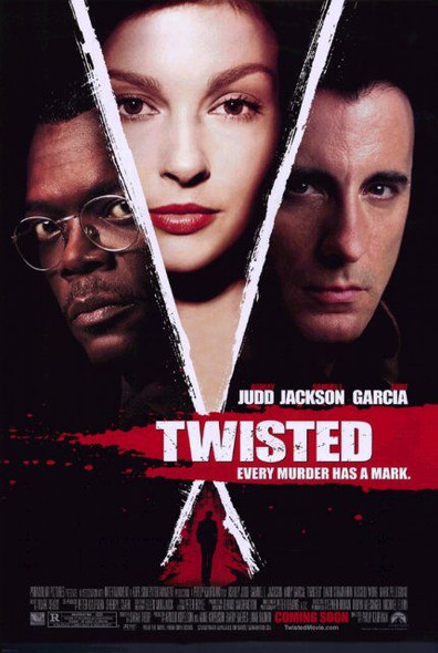TWISTED (Double Sided Regular) ORIGINAL CINEMA POSTER