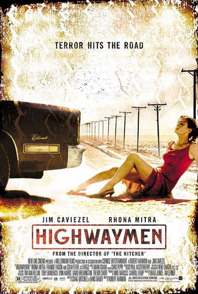 HIGHWAYMEN (Double Sided Regular) ORIGINAL CINEMA POSTER