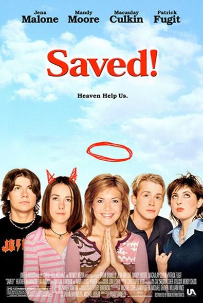 SAVED (Single Sided Regular) ORIGINAL CINEMA POSTER