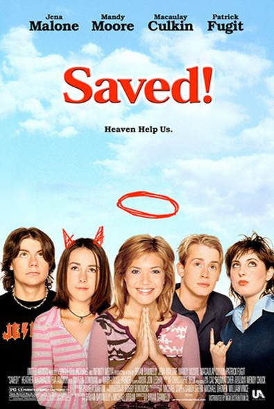SAVED (Single Sided Regular) ORIGINAL CINEMA POSTER