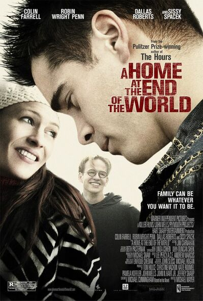 A HOME AT THE END OF THE WORLD (Double Sided Regular) ORIGINAL CINEMA POSTER
