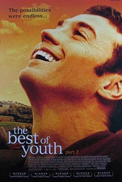 THE BEST OF YOUTH PART 2 (Double Sided) ORIGINAL CINEMA POSTER
