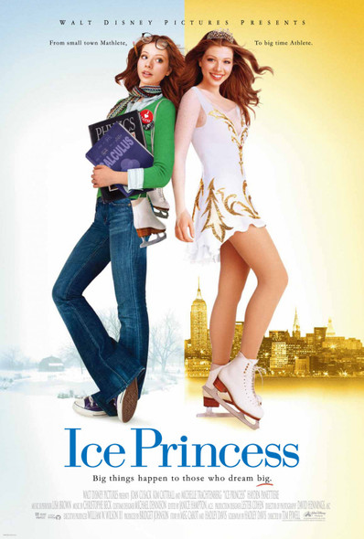 Ice Princess Original Cinema Poster
