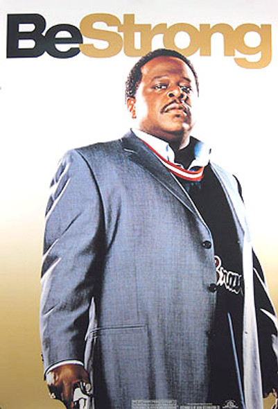BE COOL (Single Sided Advance Cedric the Entertainer) ORIGINAL CINEMA POSTER