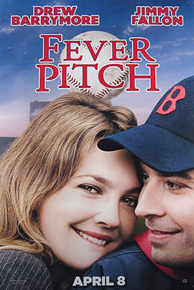 FEVER PITCH (Single Sided Advance) ORIGINAL CINEMA POSTER
