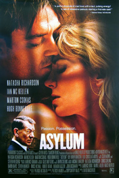 ASYLUM (Single Sided Regular) ORIGINAL CINEMA POSTER