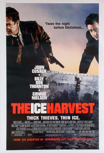 THE ICE HARVEST (Double Sided Regular) ORIGINAL CINEMA POSTER