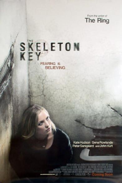 THE SKELETON KEY (Double Sided Advance) ORIGINAL CINEMA POSTER