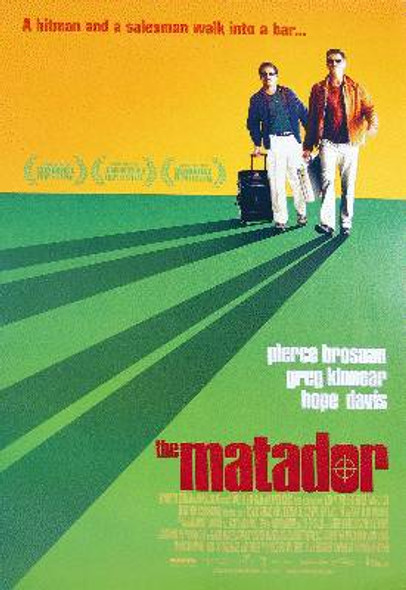 THE MATADOR (Single Sided Regular) ORIGINAL CINEMA POSTER