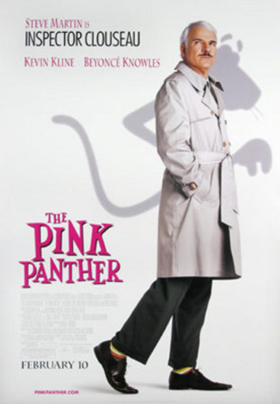 THE PINK PANTHER (Single-sided Regular) ORIGINAL CINEMA POSTER