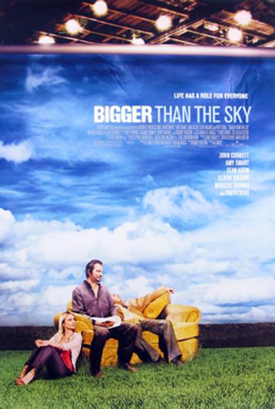 BIGGER THAN THE SKY (Double Sided Regular) ORIGINAL CINEMA POSTER