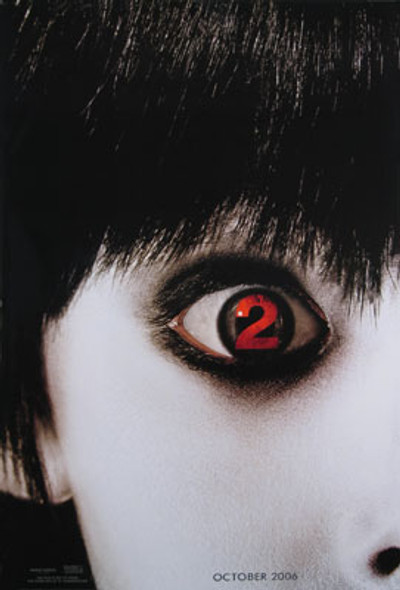 THE GRUDGE 2 (Double Sided Advance) (UV COATED/HIGH GLOSS) ORIGINAL CINEMA POSTER