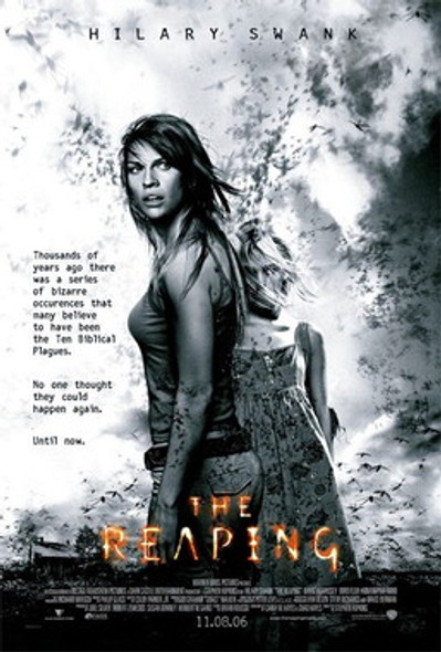 THE REAPING (Double Sided Regular) ORIGINAL CINEMA POSTER
