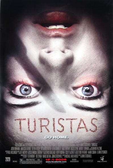 TURISTAS (Single Sided Regular) ORIGINAL CINEMA POSTER