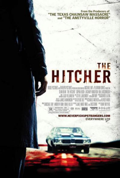 THE HITCHER (Single Sided Regular) ORIGINAL CINEMA POSTER