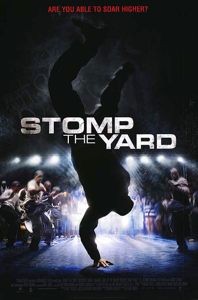 Stomp The Yard (Double Sided Style B) Original Cinema Poster
