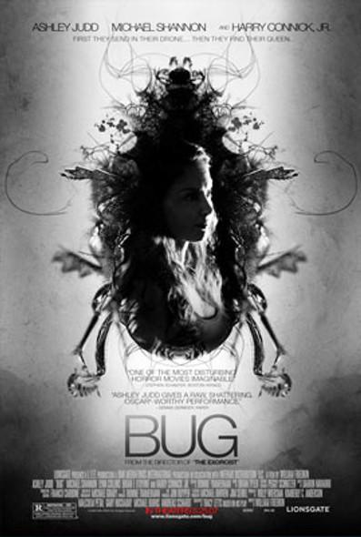 BUG (Double Sided Regular Style B) ORIGINAL CINEMA POSTER