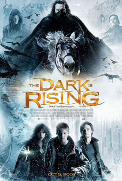 THE DARK IS RISING (Double Sided Advance) ORIGINAL CINEMA POSTER