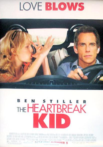 THE HEARTBREAK KID (Double Sided Regular) ORIGINAL CINEMA POSTER
