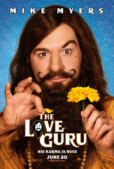 Love Guru (Single Sided Advance) Original Cinema Poster